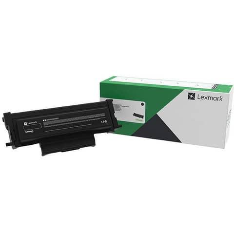 Toner return program Lexmark nero  B222000