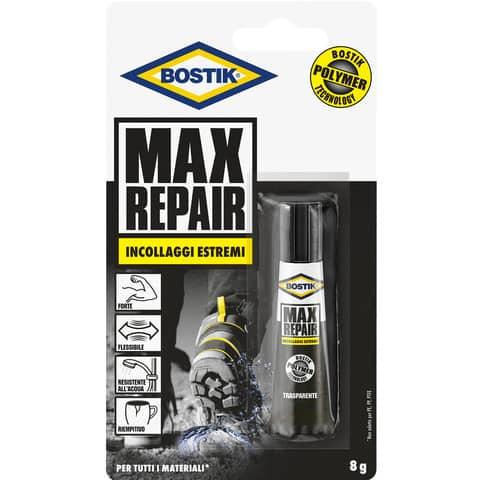 Colla universale Bostik Max Repair 8 gr  D2258