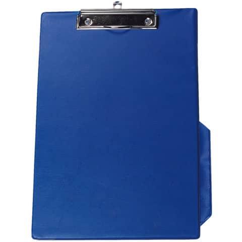 Portablocco con molla Q-Connect A4 - Protocollo blu KF01297