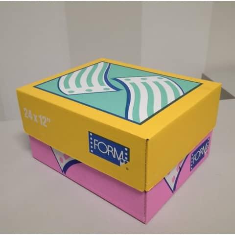 "Moduli continui ""CARTA BIANCA"" Form 60 g/m² piste staccabili bianco scatola da 2000 moduli - 11240118"